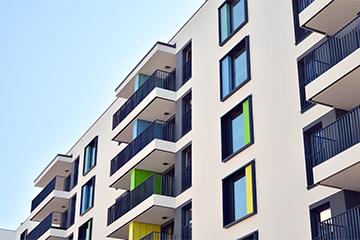 Úklid bytových a panelových domů